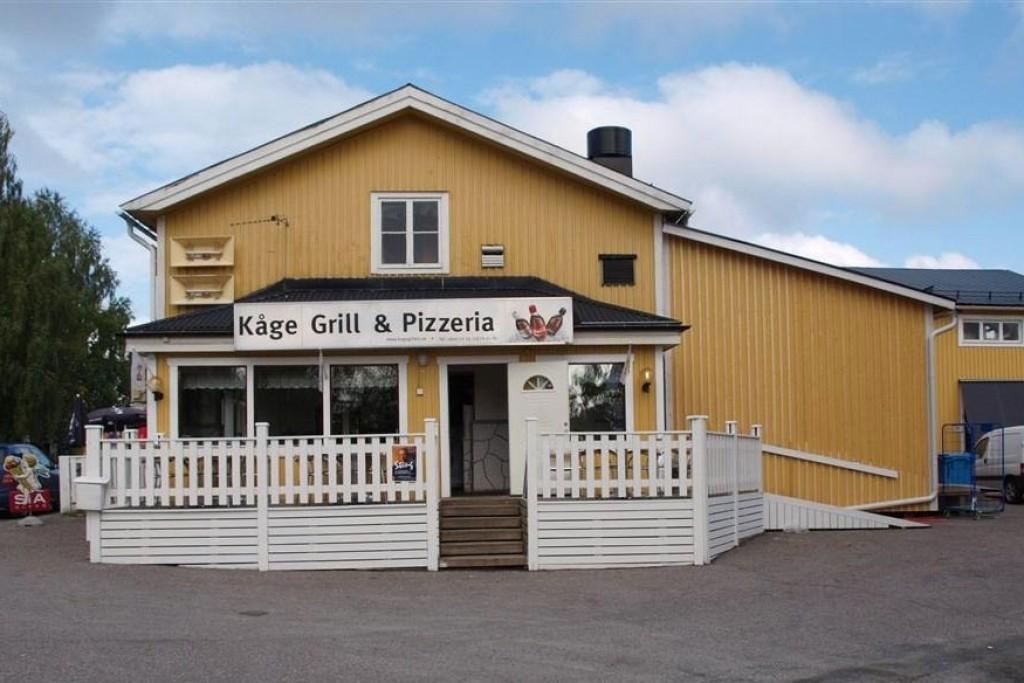 Kåge Grill & Pizzeria