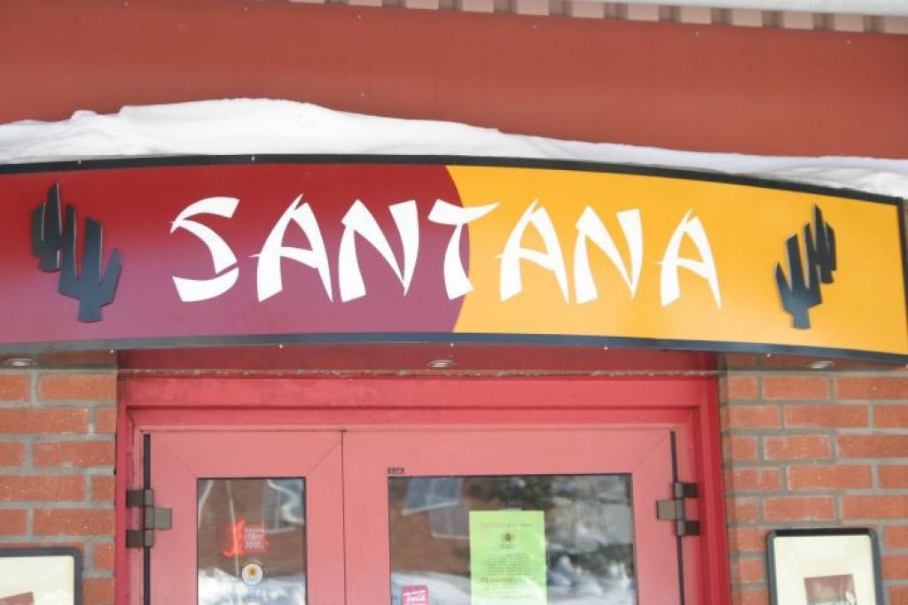 Restaurang & Pizzeria Santana